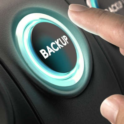 In the Face of All That's Happening, Backup is All the More Important